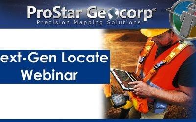 Next-Gen Locates: ProStar 2019 CGA Webinar