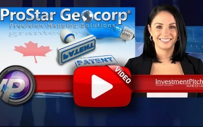 ProStar Geocorp Awarded A Major Canadian Patent