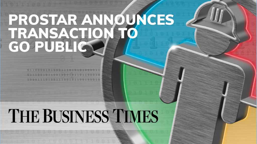 ProStar Announces Transaction to Go Public