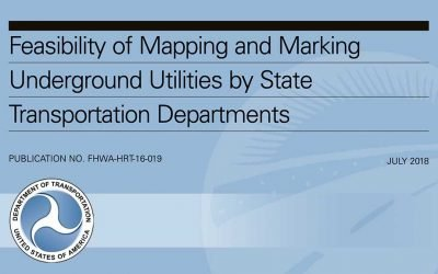 USDOT Research Report Includes ProStar Geocorp