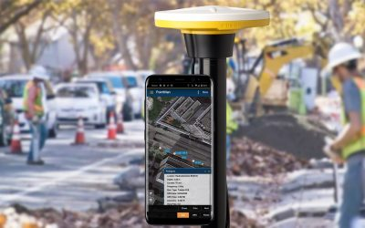 PointMan Mobile App Integration with Trimble GPS / GNSS Systems and Trimble Catalyst GNSS Subscription Services