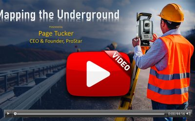 ProStar CEO Presents at Mapping the Underground Event