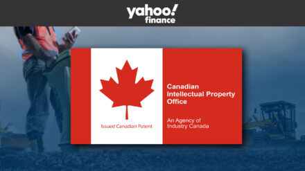 ProStar has been Granted Another Major Canadian Patent